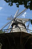 Windmill, Mill, Sky, Building stock photography