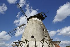 Windmill Minden (Germany) Royalty Free Stock Photos