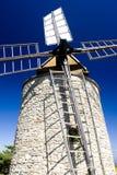 Windmill, Montfuron Stock Photos