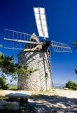 Windmill, Montfuron Royalty Free Stock Photo