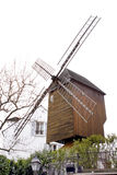 Windmill of Montmartre Royalty Free Stock Photos