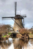 Windmill, Mulin, Holland Stock Photos