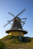 Windmill. The windmill museum in Denmark Royalty Free Stock Photos