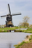 Windmill, Netherlands royalty free stock photo