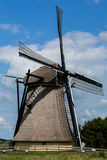 Windmill in the Netherlands Stock Image