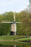 Windmill in the Netherlands Stock Photography
