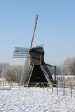 Windmill in the Netherlands Stock Photos