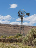 Windmill, Northern California Stock Images
