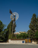 Windmill. Old windmill in Protaras area, Famagusta region, Cyprus Stock Photography