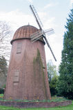 Windmill. An old windmill stands the test of time Royalty Free Stock Photo