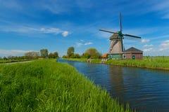 Holland Windmill arkivbild