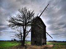 Windmill Stock Photography
