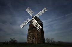 Windmill. Photo of Tysoe Windmill in Warwickshire Stock Image