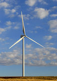 Windmill Power Stock Image