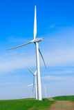 Windmill power generator. Stock Images