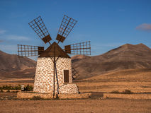 Windmill - Renewable Energy Royalty Free Stock Photos