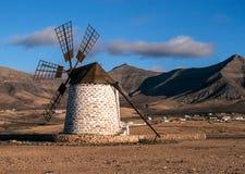 Windmill - Renewable Energy Stock Image