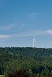 Windmill for renewable energy Stock Photo