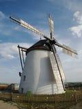 Windmill in Retz, Austria Stock Photography
