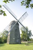 Windmill in Rhode Island. Old windmill in Portmouth, Rhode Island Stock Photography