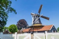 Windmill in Rijssen Holland Stock Photos