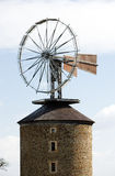 Windmill, Ruprechtov Royalty Free Stock Image