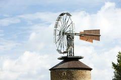 Windmill, Ruprechtov Stock Photo