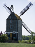 Windmill Saalow-close Stock Photography