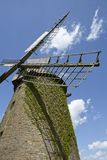 Windmill Seelenfeld (Petershagen, Germany) Royalty Free Stock Photo