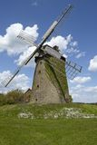 Windmill Seelenfeld (Petershagen, Germany) Stock Photos