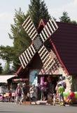 Windmill shop Stock Photos
