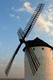 Windmill and Sky Royalty Free Stock Photo