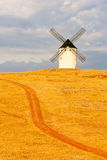 Windmill, Spain Stock Images