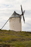 Windmill in Spain. Windmill Spain Quixote Wind Farina Stock Photo