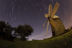 Windmill stars Stock Photo