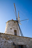 Windmill, Trapani Stock Images