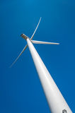 Windmill turbine green energy Royalty Free Stock Image