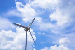Windmill Turbine Royalty Free Stock Photography