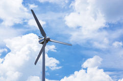 Windmill Turbine Royalty Free Stock Photos