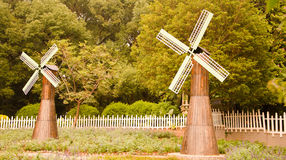 The windmill Stock Photography