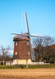 Windmill Village Royalty Free Stock Image