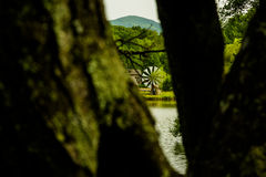 Windmill, Village Museum, Sibiu Royalty Free Stock Photography