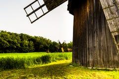 Windmill, Village Museum, Sibiu Stock Images
