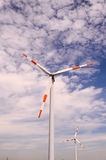 Windmill Wind Turbine Stock Images