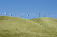 Windmills 1 Royalty Free Stock Images