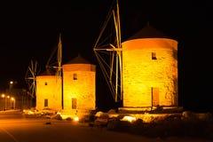 windmills Fotografia Stock