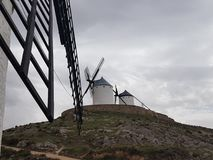 windmills Fotos de Stock