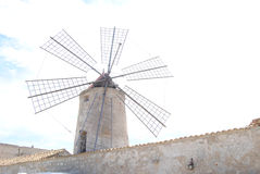 Windmills Royalty Free Stock Photography