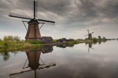 Windmills 2 Royaltyfri Bild