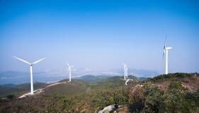 windmills Fotografering för Bildbyråer